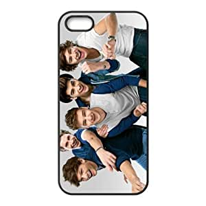 Customize One Direction Zayn Malik Liam Payn Niall Horan Louis Tomlinson Harry Styles Case for iphone5 5S JN5S-2245