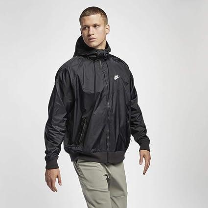 Nike M NSW HE WR JKT HD Veste Homme: : Sports et