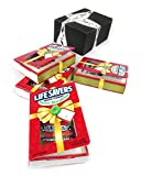 Life Savers Hard Candy Sweet Storybook, 6.8 oz Packages in a Gift Box (Pack of 4)