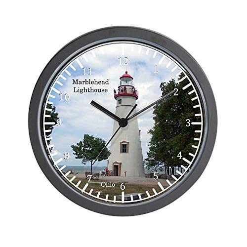 CafePress Marblehead Lighthouse Unique Decorative 10
