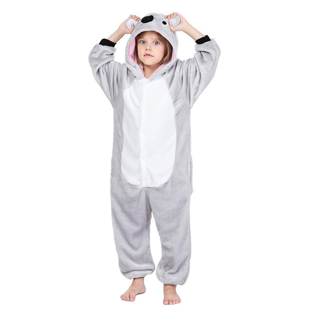 JJAIR Niños de Navidad Cosplay Pijama de una Pieza, Animal Unisex ...