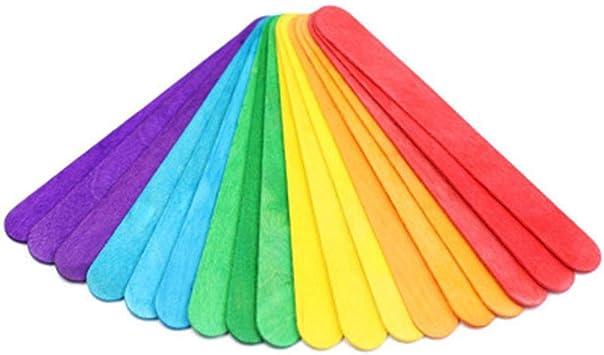 guantongda Atractivo Colores Manualidades Pegar Natural Jumbo ...