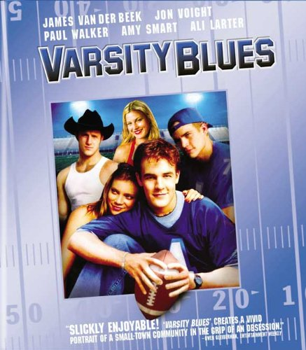 Varsity Blues Movie Poster   Style B -