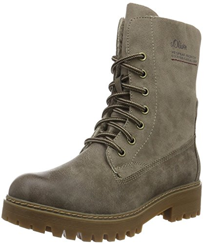 Women's Boots Pepper s Ankle 392 Brown 26214 Oliver Comb fSqWWZxF5w