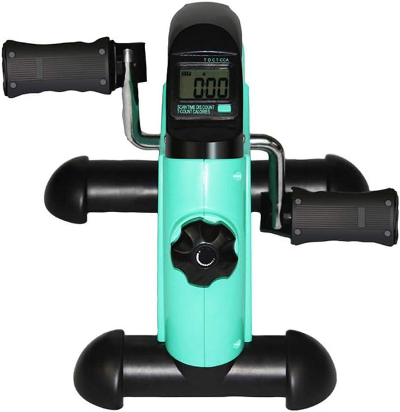 HJUN Mini Bicicleta estática para Ejercicios de Pedal de Piso ...
