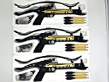 MTech USA DX-80 Pistol Crossbow, Metal
