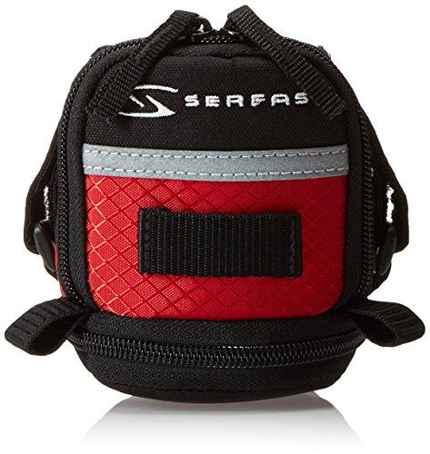 Serfas Speed Bag, Red, Medium