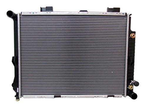 2290 RADIATOR FOR MERCEDES FITS E320 3.2 V6 6CYL