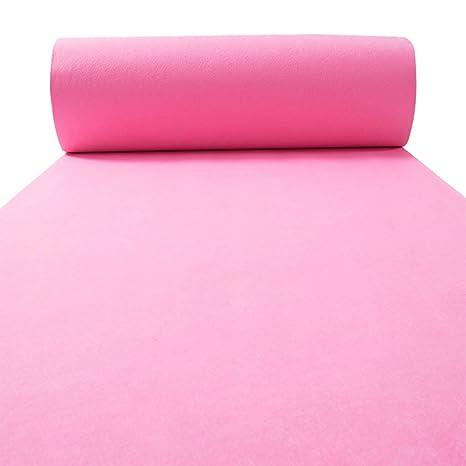 Amazon.com: LPYMX Pink Carpet Wedding Supplies Set Floor ...
