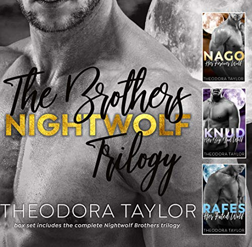 The Brothers Nightwolf Complete Trilogy: A Sci-Fi Shifter Paranormal Romance Box Set