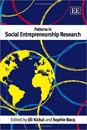 Patterns in Social Entrepreneurship Research: Amazon co uk: Jill R