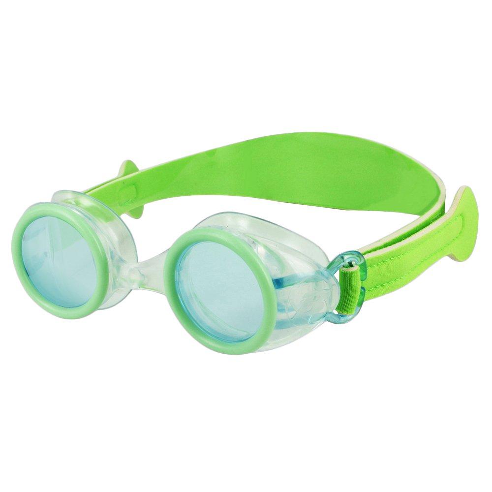 e05779bc1ace Barracuda Junior Swim Goggle WIZARD - Wide NEOPRENE Strap with Velcro  Closure