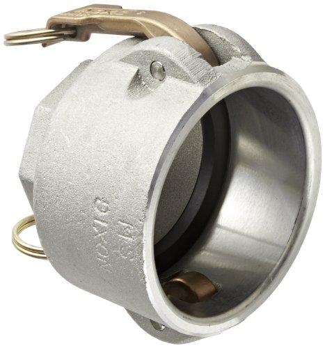 Dixon 3020-D-AL Aluminum Type D Cam and Groove Reducing Hose Fitting, 3