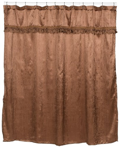Amazon Croscill Cheshire Shower Curtain Bronze Home Kitchen