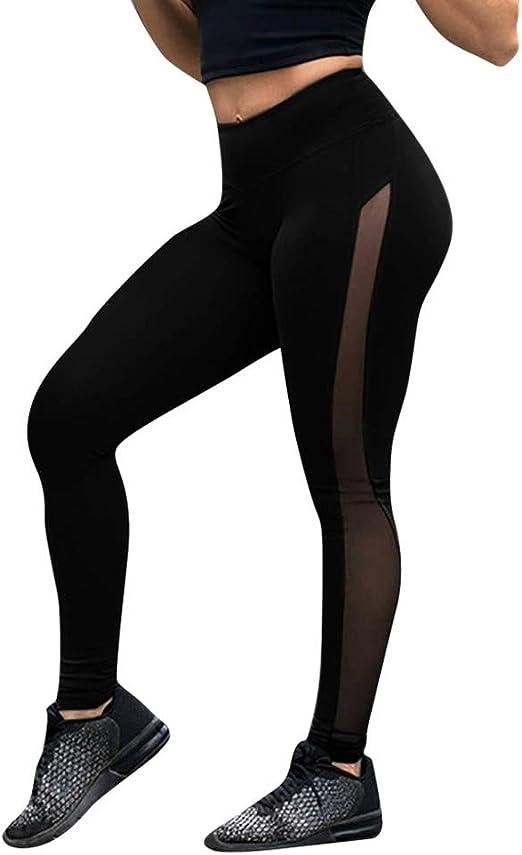 Women Seamless Leggings Gym Sportswear Yoga Pants Running Training Fitness Q