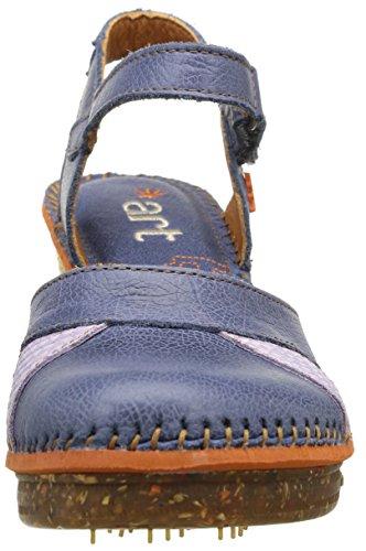 Sandali Blu donna Blau AMSTERDAM Multi Crepusculo Art 5nZTpcFvT