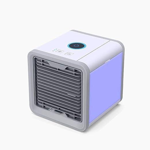 ZHX Mini Enfriador de Aire Acondicionado Portátil De Aire del ...