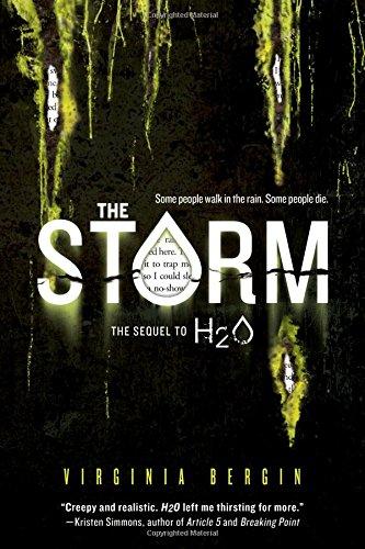 The Storm (H2O) [Virginia Bergin] (Tapa Blanda)