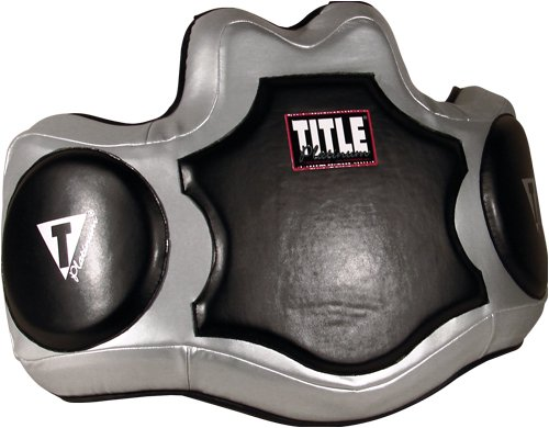 TITLE Platinum Body Protector by Title Boxing