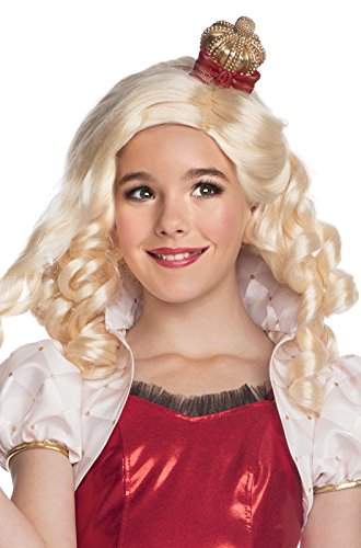 Rubies Ever After High Child Apple White Wig with Headpiece