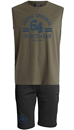 Ahorn Sportswear - Ropa Deportiva Traje Corto de Ocio Athl. Corp ...