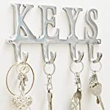 "Key Holder ""Keys"" – Wall Mounted Key Holder 