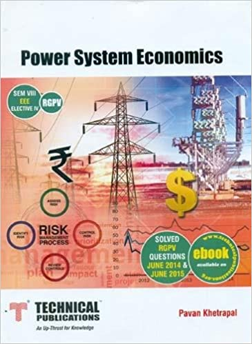 Buy Power System Economics for RGPV(SEM 8 EEE Elective 4) Book