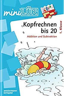 miniLÜK: Mathe-Station 1. Klasse: Amazon.de: Heinz Vogel, Heiner ...