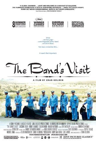 The Band's Visit Movie Poster (27 x 40 Inches - 69cm x 102cm) (2007) Style B -(Shlomi Avraham)(Saleh Bakri)(Ronit Elkabetz)