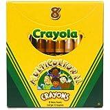 Crayola LARGE Multicultural Crayons