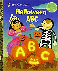 Halloween ABC (Little Golden Book)