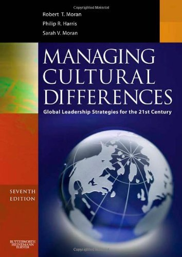understanding and managing cultural differences Managing cultural diversities in internationalization of  of mutual understanding and respect  the more obvious cultural differences that exist.