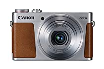 Canon PowerShot G9 X Digital Camera with 3x Optical Zoom, Built-in Wi-Fi and 3 inch LCD touch panel (Silver)