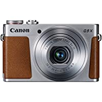 Canon PowerShot G9 X Digital Camera with 3x Optical Zoom, Built-in Wi-Fi and 3 inch LCD touch panel (Silver) Noticeable Review Image
