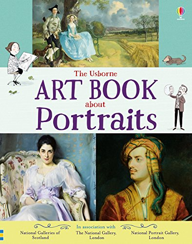 Download Art Book About Portraits (My Very First Books) pdf