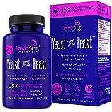 Lovebug Yeast Infection Support Probiotics - Feminine...