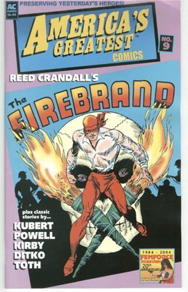Download America's Greatest Comics 9 Alex Toth, Kirby, Ditko, Crandall pdf