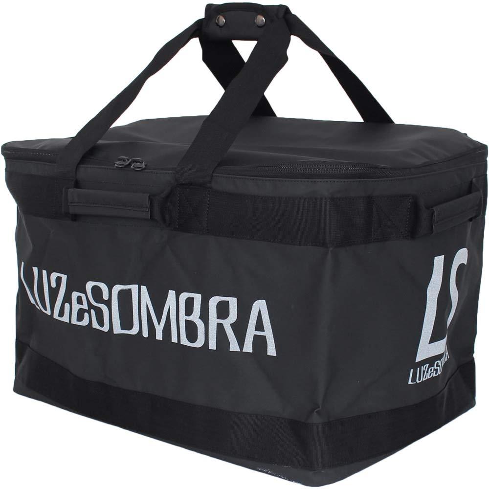 LUZeSOMBRA(ルースイソンブラ) LS CONTAINER BAG S.S F1914705 Fサイズ ブラック B07PS9XFDJ