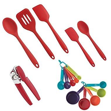 Farberware Colourworks 16-Piece Kitchen Tool and Gadget Box Set