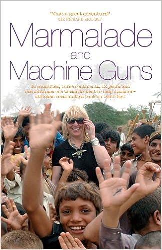 Download online Marmalade and Machine Guns PDF, azw (Kindle)