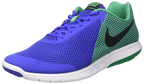 Homme Rn Black stade Bleu 6 Nike Flex paramount Sneakers Experience Vert Pour blanc 400 Blue tvYwWq