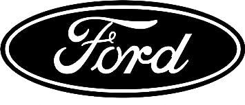 Ford logo car vinyl sticker decal fiesta mondeo focus st uk funny gift humor  sc 1 st  Amazon UK & Ford logo car vinyl sticker decal fiesta mondeo focus st uk funny ... markmcfarlin.com
