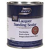 deft laquer sanding sealer - DEFT/PPG ARCHITECTURAL FIN DFT015/04 QT Lacquer Sand Sealer