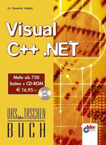 Visual C++ .NET by Dr. Wigard Susanne (2002-07-19)