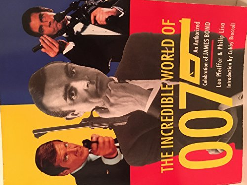 The Incredible World Of 007 Lee Pfeiffer Pdf Tiecomusy