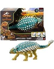 Jurassic World GWY27 - Dinosauriefigur med brölattack, ålder 4+