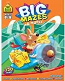 Big Mazes and More, School Zone Staff, 1601592574