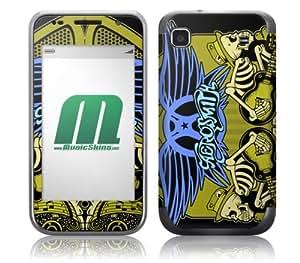 MusicSkins, MS-AERO40275, Aerosmith - Skeletons, Samsung Galaxy S 4G (SGH-T959V), Skin