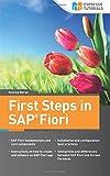 First Steps in SAP Fiori