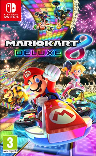 Mario Kart 8 DeLuxe – NL versie (Nintendo Switch)
